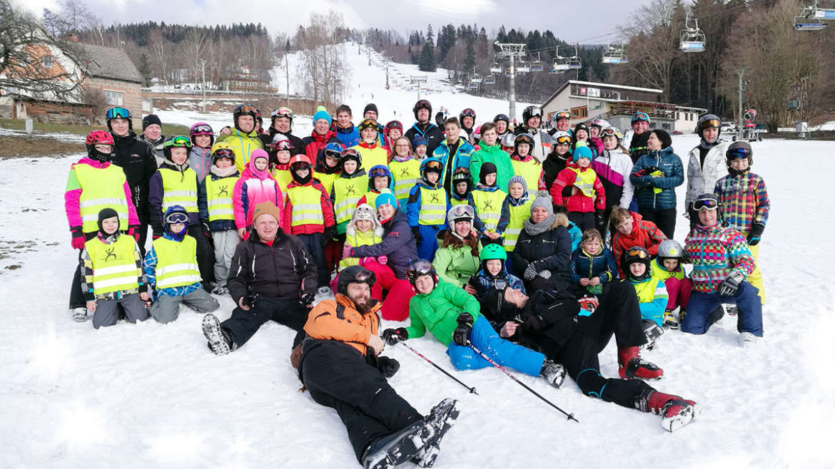 JUNIORSKICamp